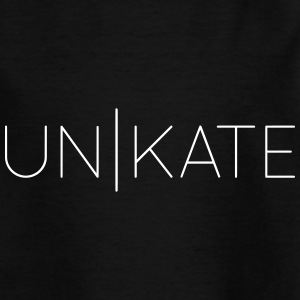 Unikate T-Shirt Black/Teen - Teenager T-Shirt