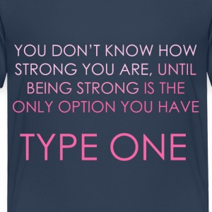 You Don't Know How Strong You Are - Pink Shirts - Kids' Premium T-Shirt