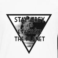 Motiv ~ StayGreyEvacuate -Sleeve S.