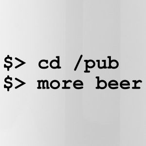 NERD HUMOR: Get More Beer! Tazze & Accessori - Borraccia