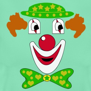 lustig, Clowns, Clown, Damen - Frauen T-Shirt