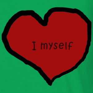 I love myself T-shirts - T-shirt herr