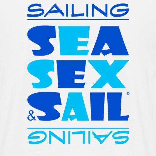 Sea sex & sail