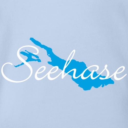 Seehase vom Bodensee für dunkle Shirts
