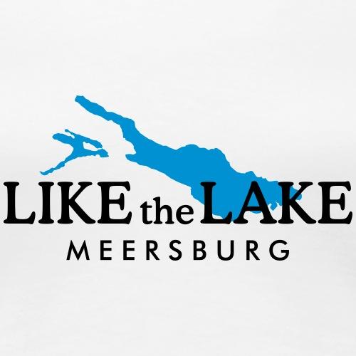 Like the Lake - Meersburg am Bodensee (Schwarz)