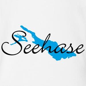 Seehase vom Bodensee für helle Shirts