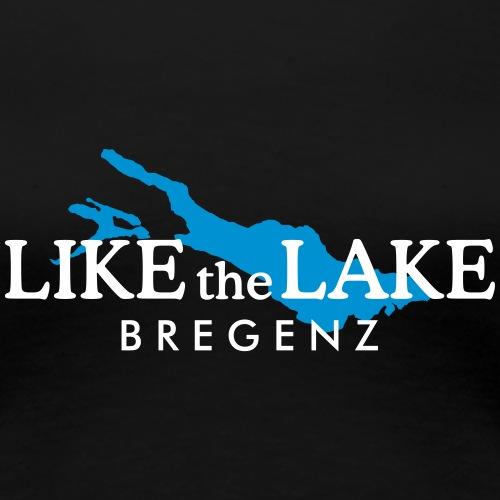 Bregenz Bodensee Design - Like the Lake (Weiß)