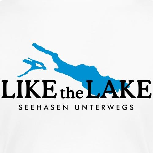 Like the Lake - Seehasen unterwegs (Schwarz)