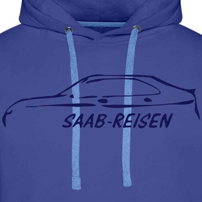 Kapuzenpullover SAAB-REISEN