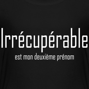 Irrecuperable T-Shirts - Kinder Premium T-Shirt