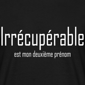Irrecuperable T-shirts - T-shirt herr