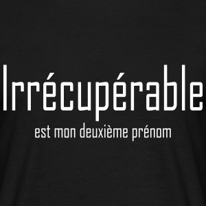 Irrecuperable Tee shirts - T-shirt Homme