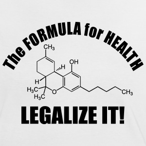 The Formular for Health T-shirts - Vrouwen contrastshirt
