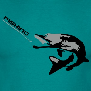 Fishing - Männer T-Shirt