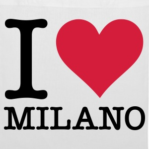 I Love Milan Bags & Backpacks - Tote Bag