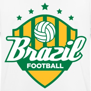 Football coat of arms of Brazil T-Shirts - Men's Breathable T-Shirt
