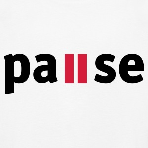 Pause Long Sleeve Shirts - Kids' Premium Longsleeve Shirt