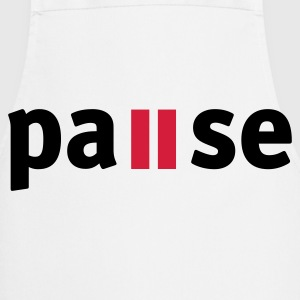 Pause  Aprons - Cooking Apron