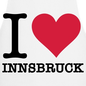 I Love Innsbruck  Aprons - Cooking Apron