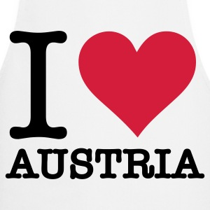 I love Austria  Aprons - Cooking Apron