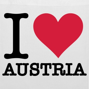I love Austria Bags & Backpacks - Tote Bag