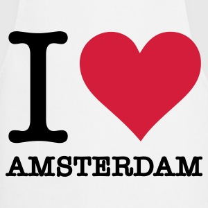 I love Amsterdam  Aprons - Cooking Apron
