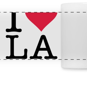 Amo Los Angeles Tazze & Accessori - Tazza con vista
