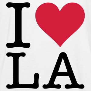 I love Los Angeles Tops - Women's Tank Top by Bella