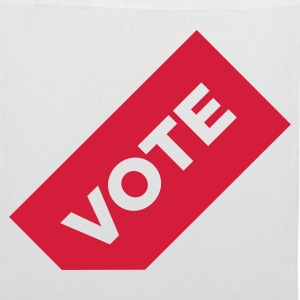 Go vote! Bags & Backpacks - Tote Bag