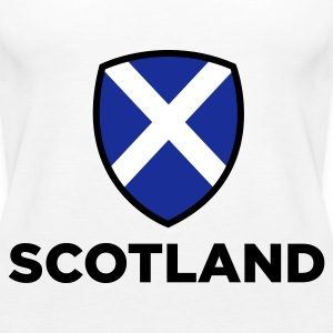 Nationalflagge von Schottland Tops - Frauen Premium Tank Top