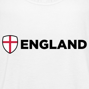 National flag of England Tops - Women's Tank Top by Bella
