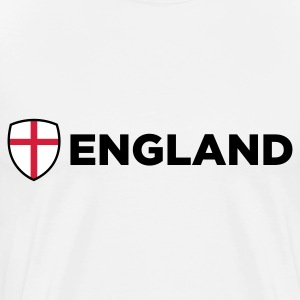 National flag of England T-Shirts - Men's Premium T-Shirt