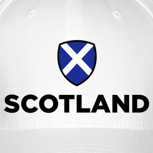 National Flag of Scotland Caps & Hats - Flexfit Baseball Cap