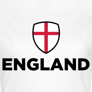 Nationalflagge von England T-Shirts - Frauen T-Shirt
