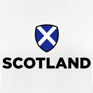 National Flag of Scotland T-Shirts - Women's Breathable T-Shirt