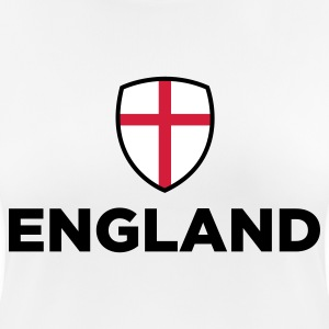 National flag of England T-Shirts - Women's Breathable T-Shirt