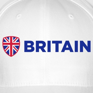 National flag of Great Britain Caps & Hats - Flexfit Baseball Cap