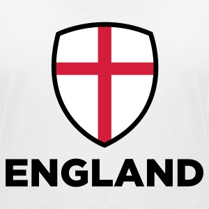 National flag of England T-Shirts - Women's V-Neck T-Shirt