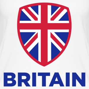 National flag of Great Britain Tops - Women's Organic Tank Top