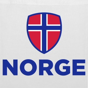 National Flag of Norway Bags & Backpacks - Tote Bag
