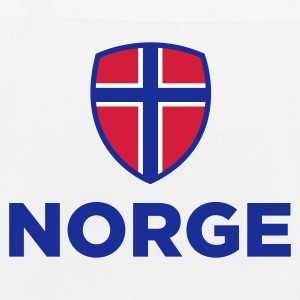 National Flag of Norway Bags & Backpacks - EarthPositive Tote Bag