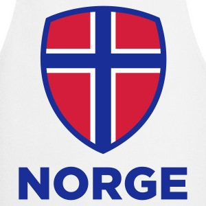National Flag of Norway  Aprons - Cooking Apron