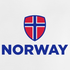 National Flag of Norway Baby Shirts  - Baby T-Shirt