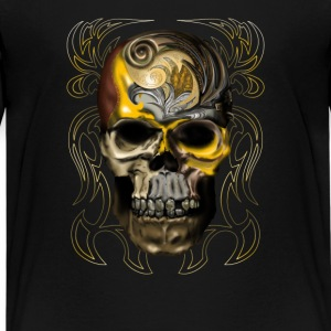 Skull Shirts - Teenage Premium T-Shirt