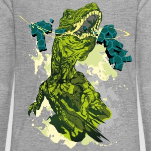 Animal Planet Teenager Langarmshirt Tyrannosaurus  - Teenager Premium Langarmshirt