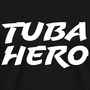 Tuba Hero T-Shirts - Men's Premium T-Shirt