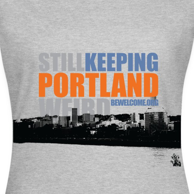 Mens Bewelcome T-Shirt (Portland/ All Colors).