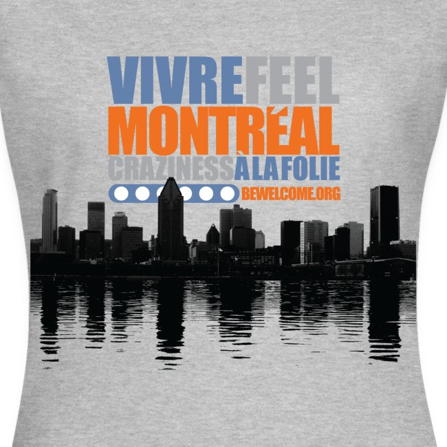 Mens Bewelcome T-Shirt (Montreal/ All Colors).