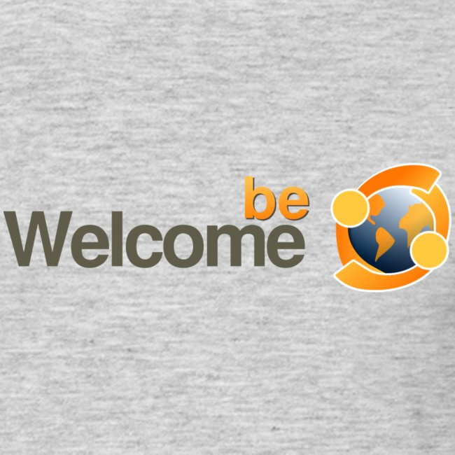 Men's BeWelcome T-Shirt (Generic) All Colors