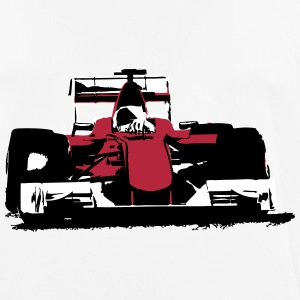 Formula One Racecar T-Shirts - Men's Breathable T-Shirt
